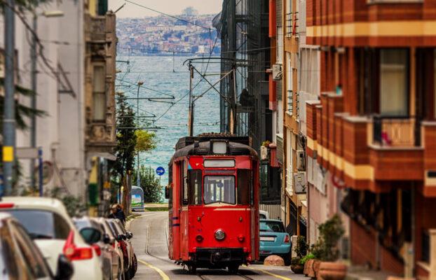 伊斯坦布尔的待售公寓