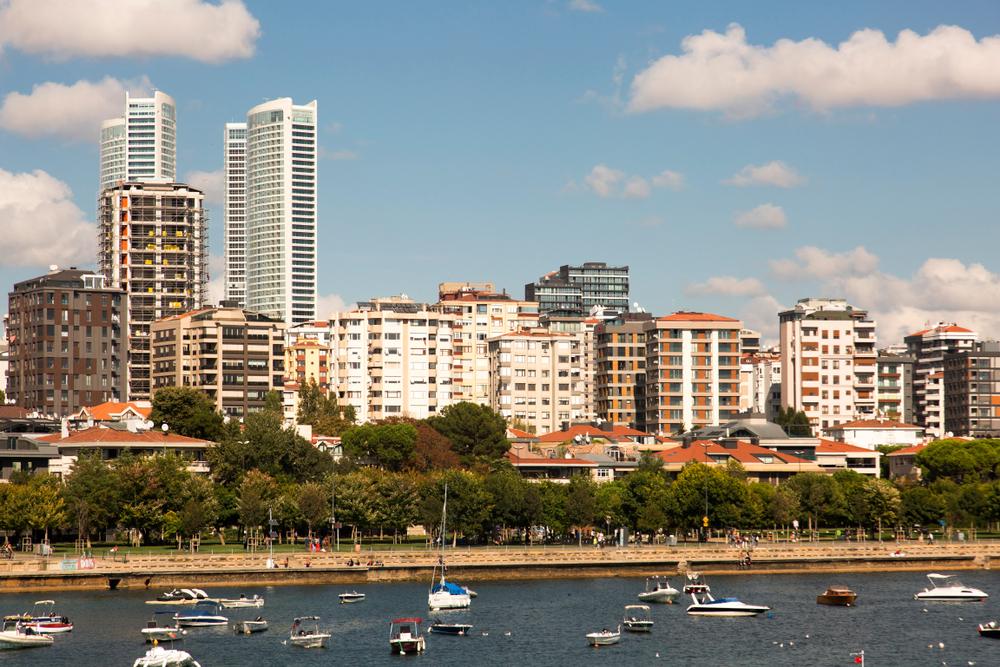 Недвижимость На Продажу в Стамбуле